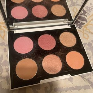 Urban Decay Gwen Stefani blush/highlight palette